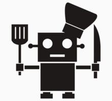 Robot Chef by cavity