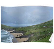Atlantic Coast, Dingle, Ireland Poster