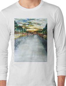 Frozen River Long Sleeve T-Shirt
