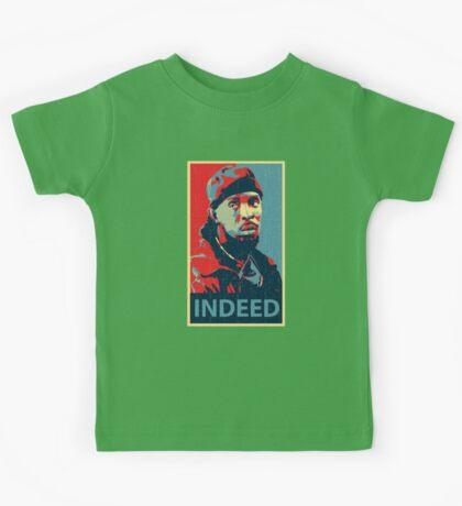 Omar Indeed Kids Tee