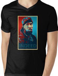 Omar Indeed Mens V-Neck T-Shirt