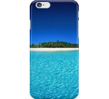 Exotic Private Island  iPhone Case/Skin