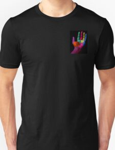 Colorful Hands Unisex T-Shirt
