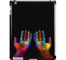 Colorful Hands iPad Case/Skin
