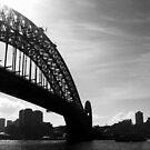 Harbour Bridge by twoboos