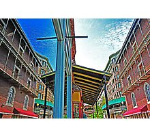 "Eureka Reflections ""Basin Park Hotel"" Photographic Print"