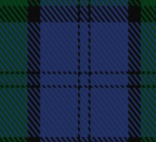 00494 MacKenzie Bailey Clan Tartan  Sticker