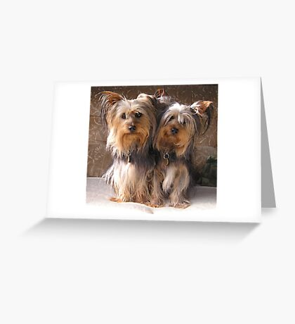 Fan fare and drum roll Greeting Card