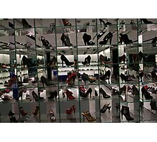 Shoes Store Photographic Print