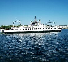 Wolf Islander III FERRY BOAT KINGSTON ONTARIO CANADA ..VERSION TWO >> PICTURE,PILLOWS,TOTE BAGS ECT.. by ✿✿ Bonita ✿✿ ђєℓℓσ