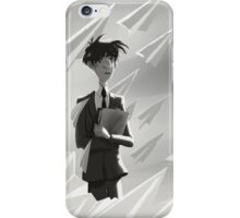 Paperman HeVersion male iPhone Case/Skin