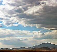 New Mexico Hills by dangrieb