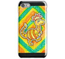 Earthbound Crested Booka iPhone Case/Skin