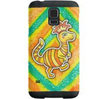 Earthbound Crested Booka Samsung Galaxy Case/Skin