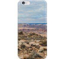 Comb Ridge iPhone Case/Skin