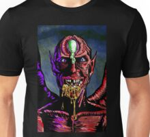 Angel Demon Mouth of Gold Unisex T-Shirt
