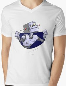Granville Mens V-Neck T-Shirt