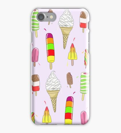Ice Lolly Heaven iPhone Case/Skin