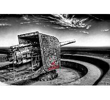 War On Graffiti? Photographic Print