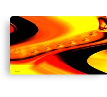 Hot -Abstract 135/ART+ Product Design Canvas Print