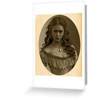 1864 Greeting Card
