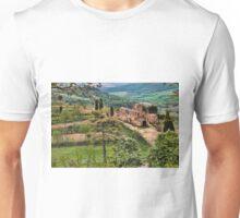 Farm in Orvieto, Italy Unisex T-Shirt