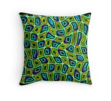 Tumbler 29 Moving Optical Illusion Psychedelic Design Throw Pillow
