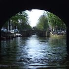 Seven Bridges In A Row - Amsterdam by Themis