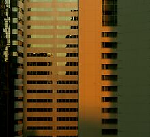 Urban Twilight 1 by Elizabeth Bravo