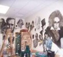 Sardis Secondary Mural by willowwyles
