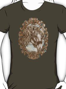 Ornate Horse Portrait T-Shirt
