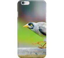 Sneaking Up.... iPhone Case/Skin