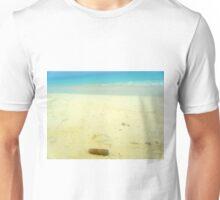 Cuban cigar on beach Unisex T-Shirt