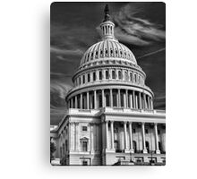 CAPITAL Canvas Print