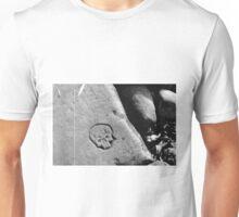 Skullseries - grunge photo - experiment Unisex T-Shirt