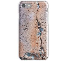 Another Crack in the Wall iPhone Case/Skin