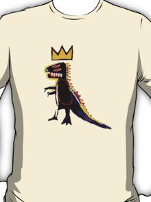 Basquiat Dinosaur T-Shirt