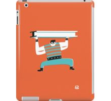 Super I (m) iPad Case/Skin