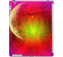 Invisible  abstract art + Product Design iPad Case/Skin