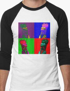 Beaker Pop Men's Baseball ¾ T-Shirt