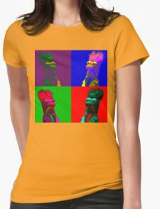 Beaker Pop Womens T-Shirt