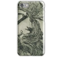 Tree Cypress  iPhone Case/Skin