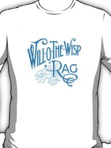 Will O the Wisp Rag T-Shirt