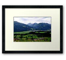 Tyrol, Austria Framed Print