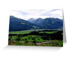 Tyrol, Austria Greeting Card