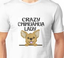 chihuahua products  Unisex T-Shirt