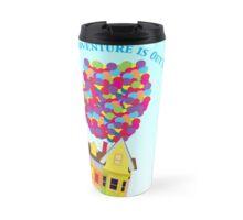 Balloon House Travel Mug Travel Mug