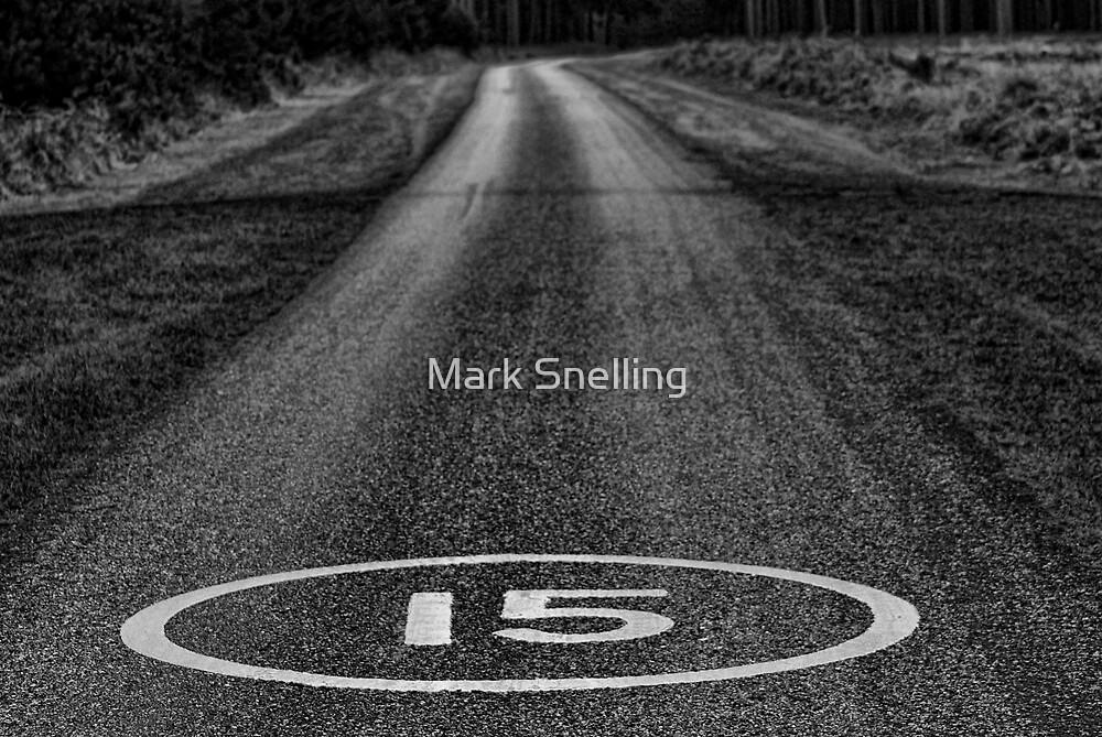 15 MPH by Mark Snelling