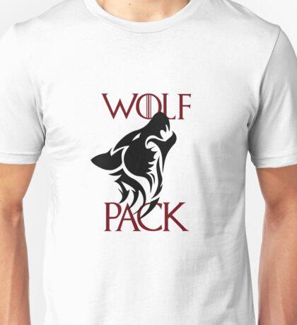 wolf pack new 2 Unisex T-Shirt