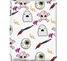 brush with death iPad Case/Skin